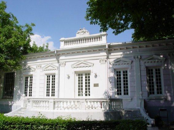 Casa Centrului Cultural Francez - Casa de acum