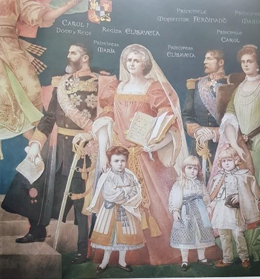 Ioan D. Berindey, Regina Maria şi Art Nouveau in Iasi