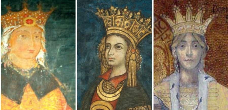 Doamne ale Iașului și Sultani la porțile Levantului - Domnițe